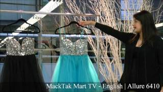 MackTakMart.com | Night Moves Prom by Allure 6410 | Night Moves by Allure mirror dress