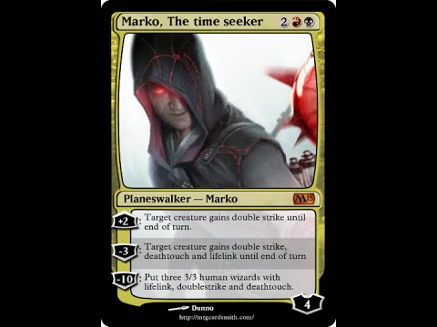 How To Make A MTG Card