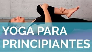 Yoga para principiantes. thumbnail