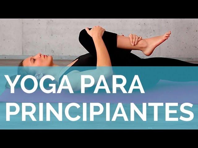 Yoga Para Principiantes Youtube