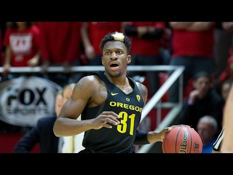 Highlights: Oregon men's basketball survives nail biter over Utah in SLC