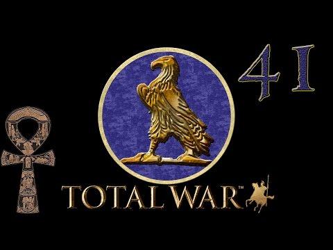 "Total War: Rome II   Egipto #41 ""Bárbaros a la Ofensiva"""