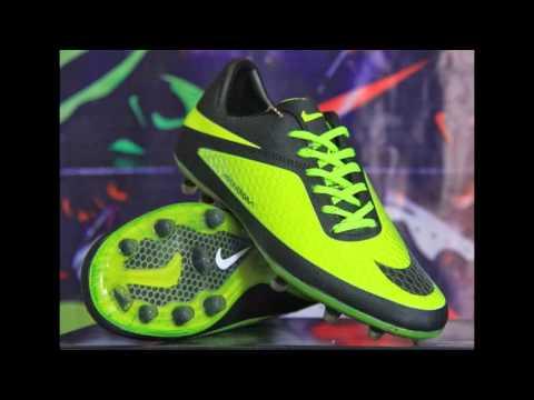 Sepatu Bola Nike Terbaru Koleksi 2014 @futsalpremium - YouTube