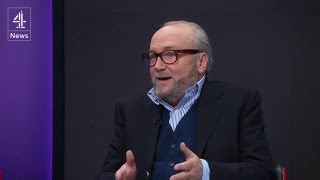George Galloway: Zionism and Nazism cooperated