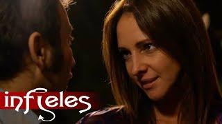 """Jessica Alonso en """"Negocio redondo"""" - Infieles - Chilevisión"""