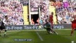 Andy Carroll Dive + Pepe Reina Red Card vs Newcastle 4.1.12 HD