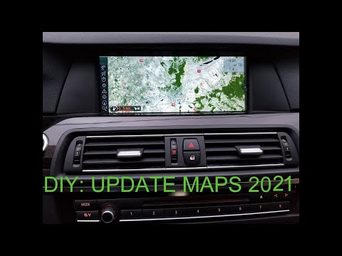 How to update BMW Navi -2019