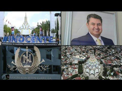 AFP Español: Seguidores de líder de la iglesia La Luz del Mundo lo defienden tras aumento de fianza   AFP