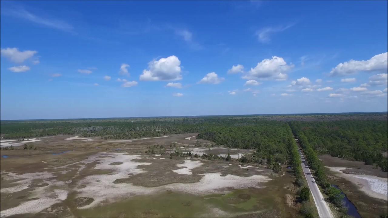Adams Beach Perry Florida Phantom 3 Pro With Litchi Waypoint