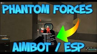 NEW] ROBLOX HACK/SCRIPT ✅ PHANTOM FORCES ✅ 😱 AIMBOT, ESP AND AUTO-SHOOT 😱[FREE] [Feb 10]
