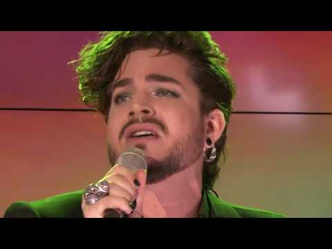 Adam Lambert - Whataya Want From Me (Live From YouTube Space New York)