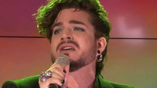Download Adam Lambert - Whataya Want from Me (Live From YouTube Space New York) Mp3 and Videos