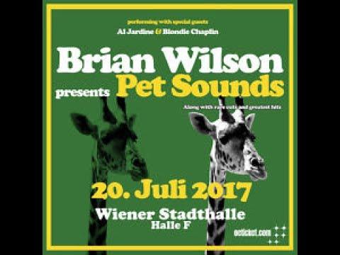 BRIAN WILSON - 20 07 2017 - PET SOUNDS - Stadthalle - Vienna, Austria