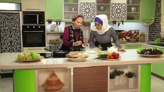 Казахский жети шелпек. Кухня с акцентом