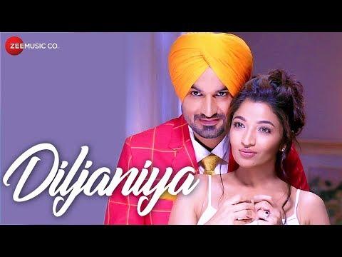 Diljaniya - Official Music Video   Anusha Jain   Kuldeep Singh   Laddi Gill   R Raja