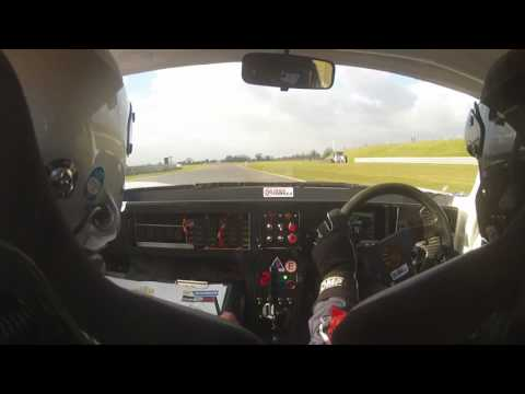 Darrian In-car  Snetterton stages 2017