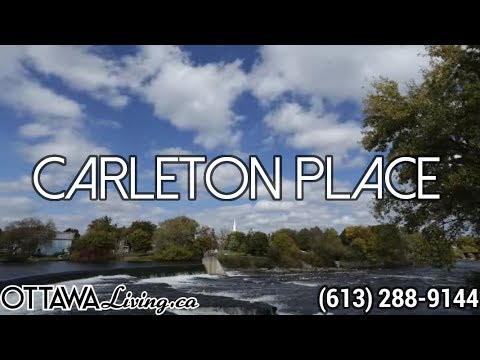 Carleton Place - Ottawa Real Estate - Ottawa Living