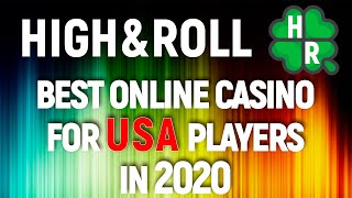 List of Online Casinos for USA Players (Top 4 Legit Sites for 2018)