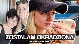 ZOSTAŁAM OKRADZIONA !!! najgorszy #PRANK vs PRANK