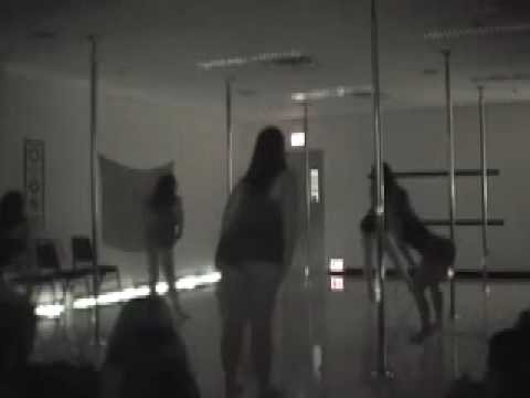 Awakenings Pole Dance Fitness Level 1 Performance