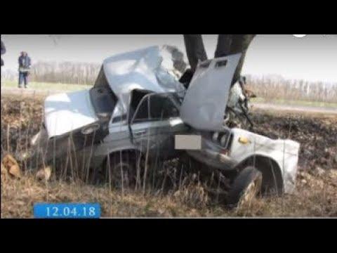 ТРК ВіККА: На Черкащині чоловік розбився на вкраденому ним автомобілі