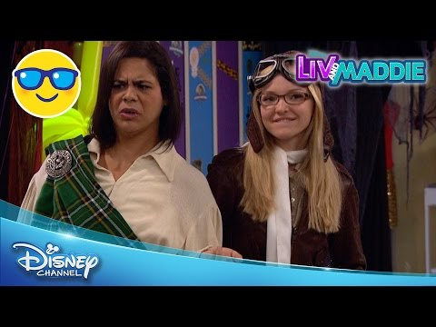 Liv and Maddie | Haunt-A-Rooney | Official Disney Channel UK