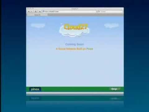Image from DjangoCon 2008: Pinax