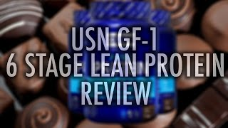 USN GF 1 LEAN PROTEIN REVIEW - IS IT ALL THAT?