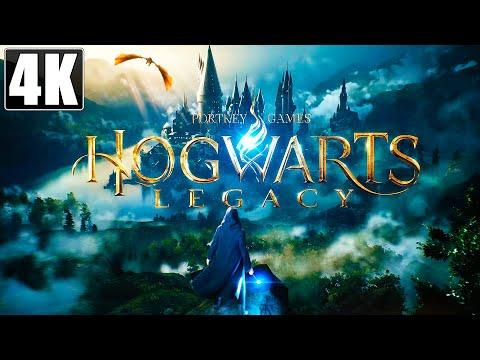 Трейлер Harry Potter Hogwarts Legacy (Наследие Хогвартса) ➤ На Русском Анонс и Геймплей ➤ PS5