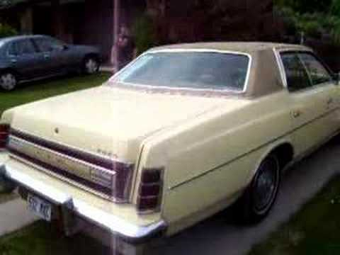 1976 Ford Ltd I Youtube