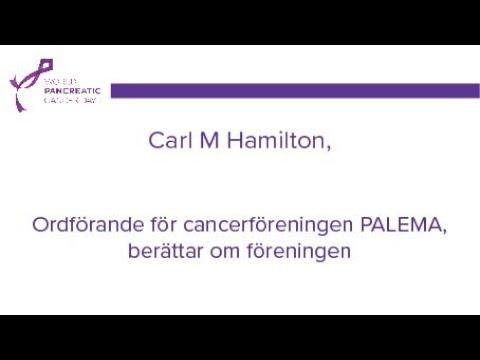 Carl M Hamilton, Palema - Swedish