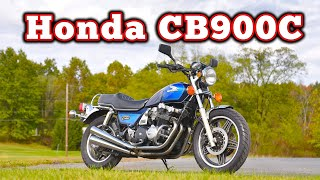 1982 Honda CB900 Custom: Regular Car Reviews