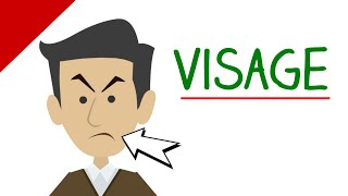 learn english words visage vocabulary videos with pictures sentence examples