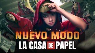 NUEVO MODO DE JUEGO DE LA CASA DE PAPEL 😱💥 | Garena Free Fire