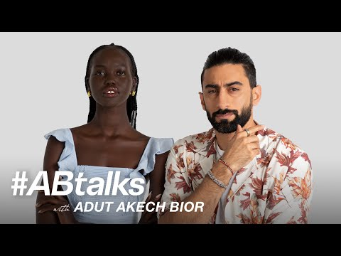 #ABtalks with Adut Akech Bior - مع أدوت أكش بيور | Chapter 53 - Anas Bukhash أنس بوخش