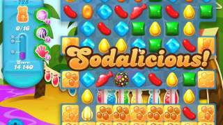 Candy Crush Soda Saga Level 725 - NO BOOSTERS