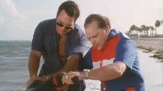Del boy jet skiing - Only Fools and Horses - BBC