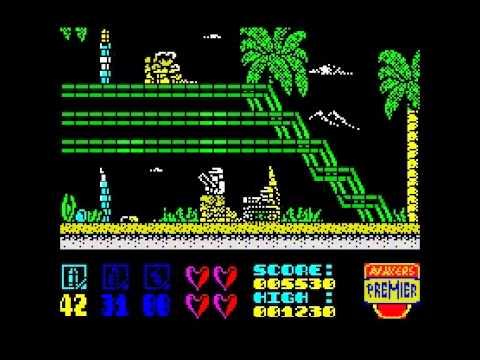 Iron Soldier Walkthrough, ZX Spectrum