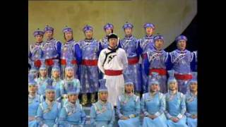 Mongolian Song - Praise the Eight Steeds 八骏赞