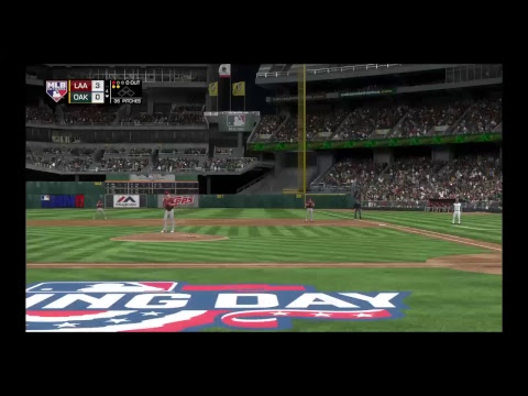MLB The Show 17 Stream-Replacing Billy Beane