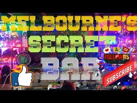 Melbourne Secret Bar!