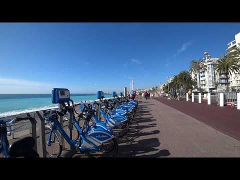 Nice trip March 2017 France : promenade des anglais