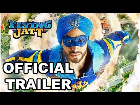 A Flying Jatt | Official Trailer | Tiger Shroff, Jacqueline Fernandez and Nathan Jones thumbnail