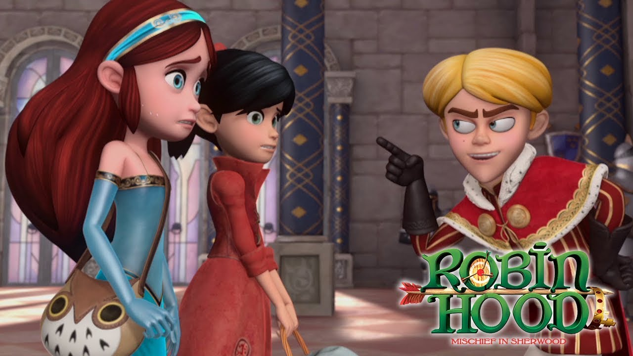 Download ROBIN HOOD - The invisible gold