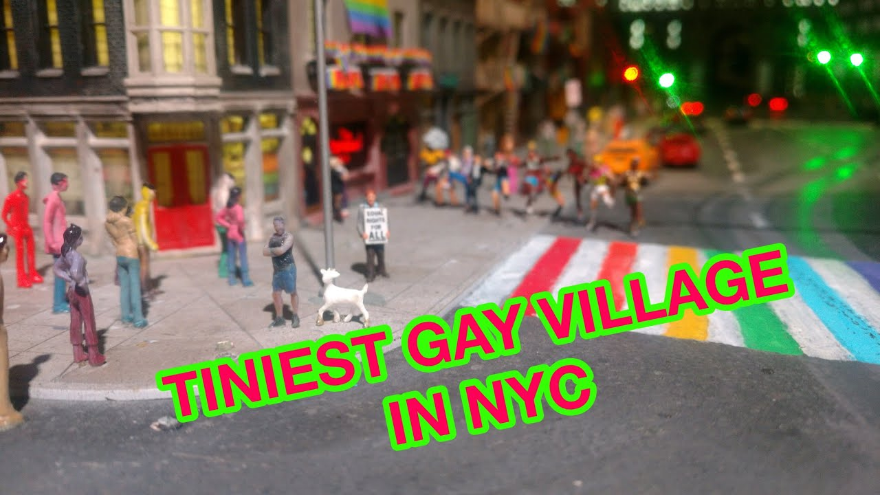 Gay village of new york