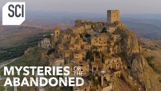 How This Italian Village Turned Into a Ghost Town | Mysteries of the Abandoned