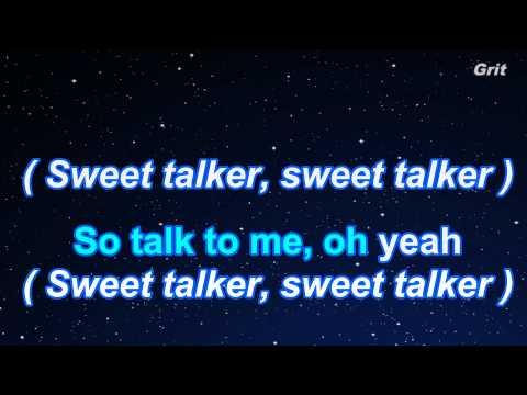 Sweet Talker - Jessie J Karaoke【No Guide Melody】