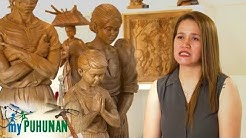 Jocelyn Roxas shares how she started to be involved in the sculpting business | My Puhunan
