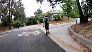 Dualtron 3 - Pasadena Hill Scoot Highlights