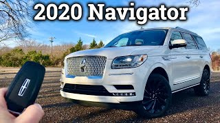 detailed Review: The 2020 Lincoln Navigator is Still the Boss of American Luxury SUVs